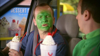 Sonic Drive-In: Green for St. Patrick's Day