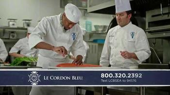 Le Cordon Bleu TV Spot, 'Confidence'