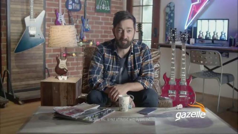 Gazelle.com TV Spot, 'Why Leave Home?' thumbnail