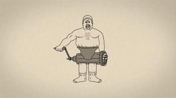 Duluth Trading Buck Naked Underwear TV Spot, 'Meat Grinder'