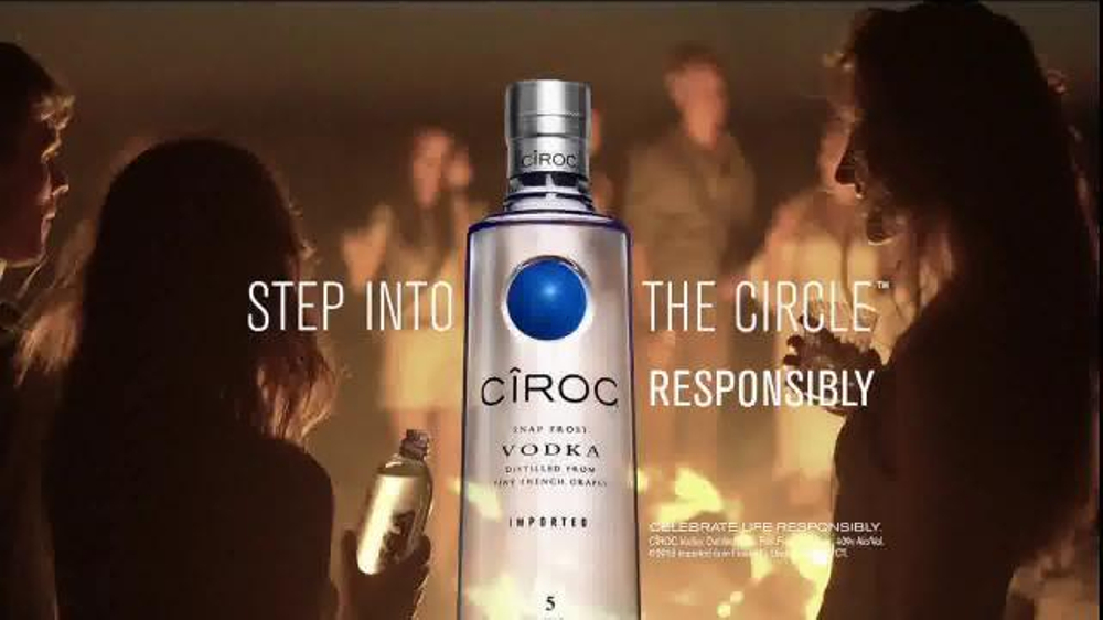 Ciroc TV Spot, 'Here's to the Designated - 48.9KB