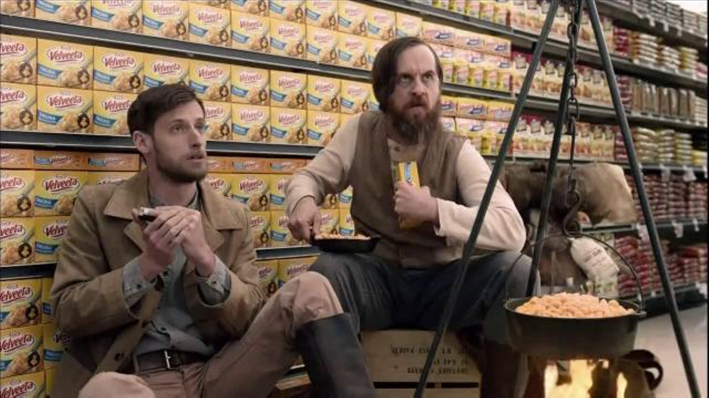 Velveeta Shells & Cheese TV Spot, 'Liquid Gold Rush: Harmonica' thumbnail
