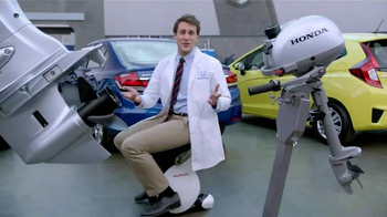 Honda Dream Garage Sales Event TV Spot, 'Launch' thumbnail