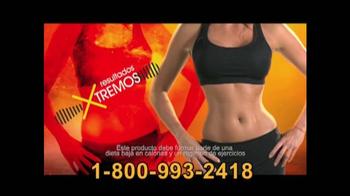 Xtreme Power Belt TV Spot, 'Resultados Xtremos' [Spanish]