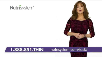 Nutrisystem Fast 5+ TV Spot, 'Feel the Difference' Featuring Marie Osmond thumbnail