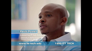 ITT Technical Institute TV Spot, 'Kevin Powell's Story'