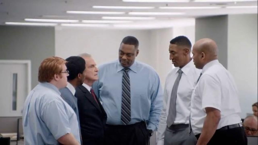 CDW + Lenovo TV Spot, 'Teammates' Featuring Charles Barkley thumbnail