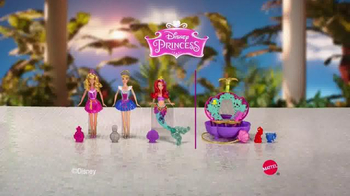 Disney Princess Flower Showers Bathtub TV Spot, 'Spray and Splash' thumbnail