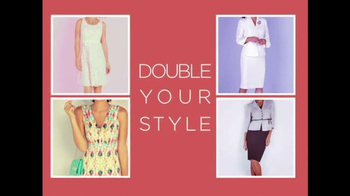 K&G Fashion Superstore TV Spot, 'Double Your Style'