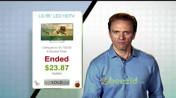 Beezid TV Spot, 'Unbelievable Discounts'