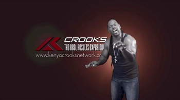 Kenya Crooks and The Real Results Experience TV Spot, 'Before and After'