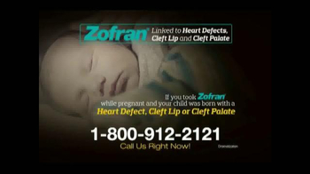 Gori Julian Law TV Spot, 'Zofran Alert' thumbnail