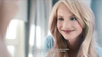 1-Day ACUVUE Define Brand Contact Lenses TV Spot, 'Enhance Your Eyes'