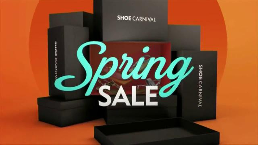 Shoe Carnival Spring Sale TV Spot, 'Sandals and Wedges'