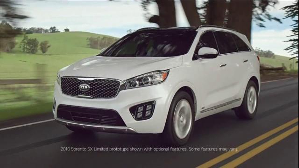 2016 Kia Sorento TV Spot, 'Has It All' thumbnail