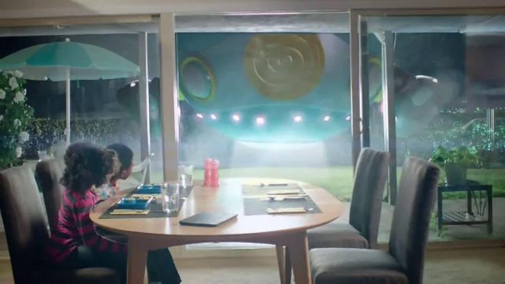 Kid Cuisine TV Spot, 'DreamWorks Animation: Home'