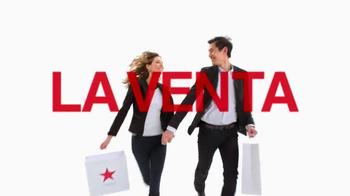 Macy's Venta de un Día Marzo 2015 TV Spot, 'Liquidación' [Spanish] thumbnail