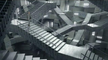 Capital One: Shifting Stairs