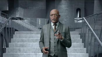 Capital One Quicksilver TV Spot, 'Shifting Stairs' Feat. Samuel L. Jackson thumbnail