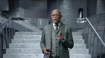 Capital One Quicksilver TV Spot, 'Shifting Stairs' Feat. Samuel L. Jackson thumbnail