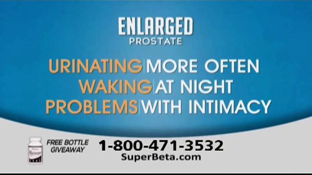 Enlarged prostate viagra