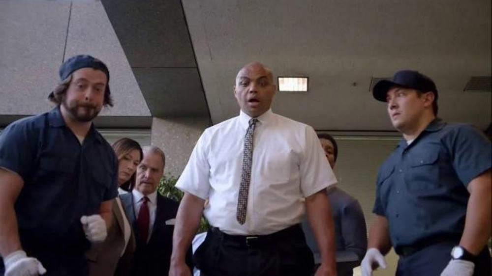 CDW TV Spot, 'Overspending' Featuring Charles Barkley thumbnail
