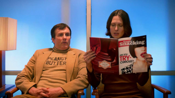 Butterfinger Super Bowl 2014 Teaser TV Spot 'Couples Counseling'