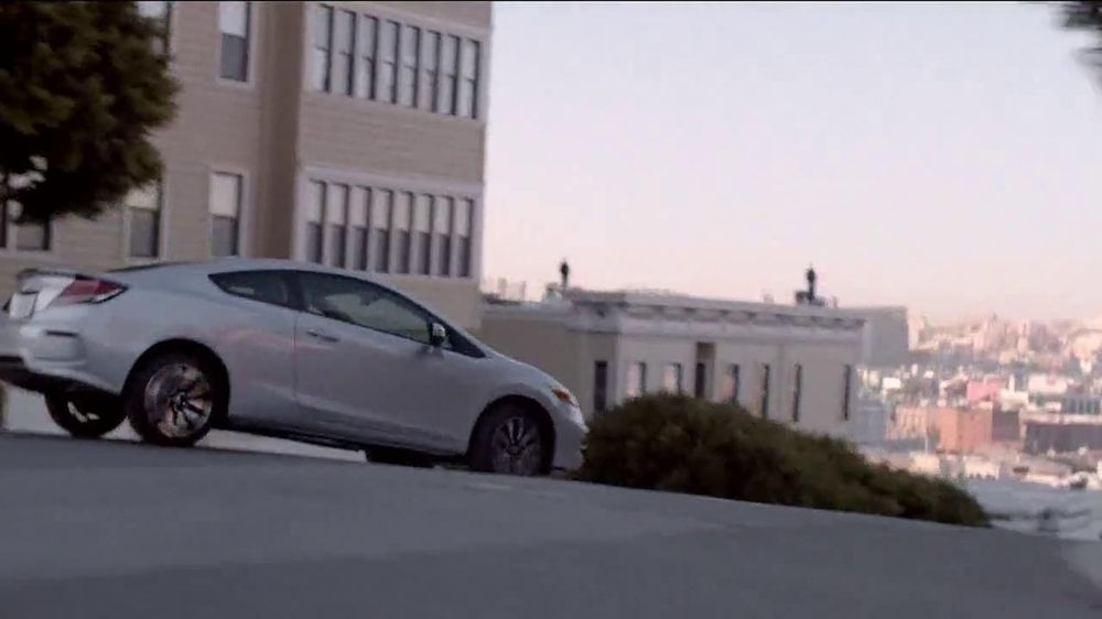 Honda Civic Coupe TV Spot, 'Today is Pretty Great' Song by Vintage Trouble - Screenshot 4