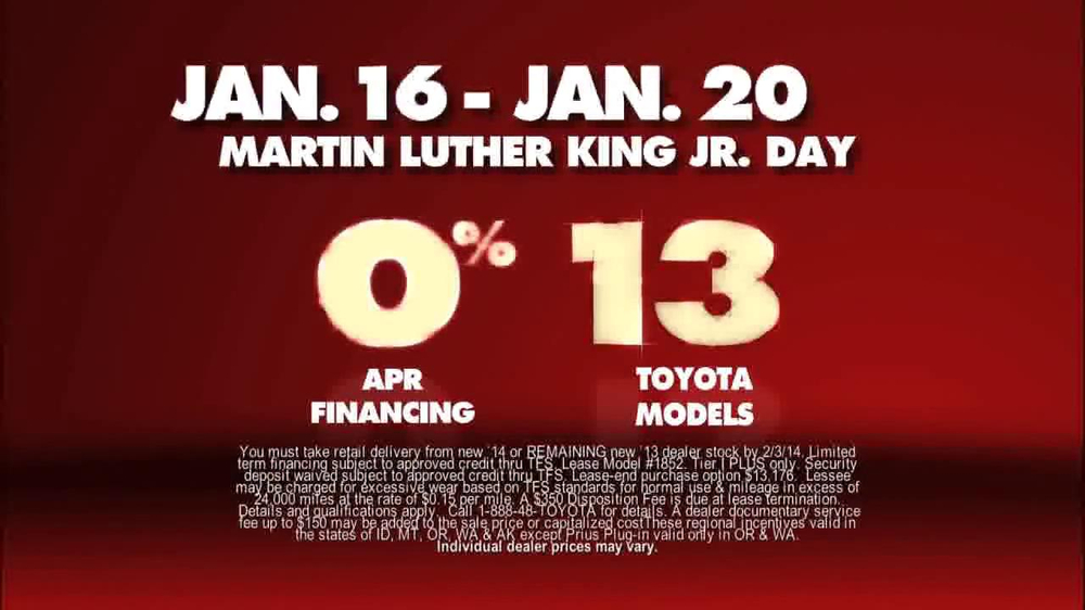 Toyota 5-Day Sales Event TV Commercial - iSpot.tv