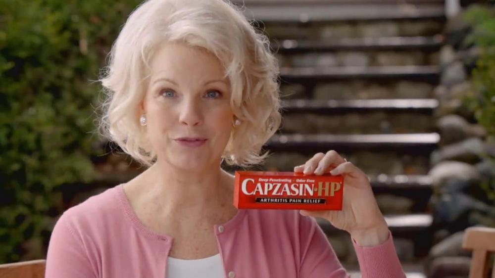 Capzasin HP TV Spot, 'Steps'