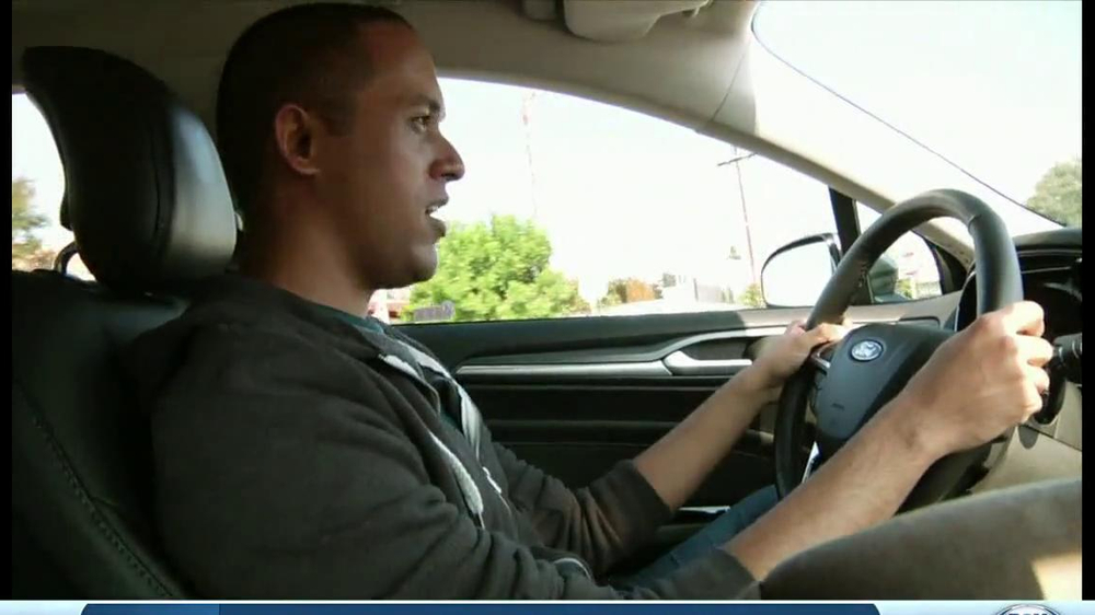 Ford Fusion TV Spot, 'Switch: Meet Brandon' - Screenshot 2