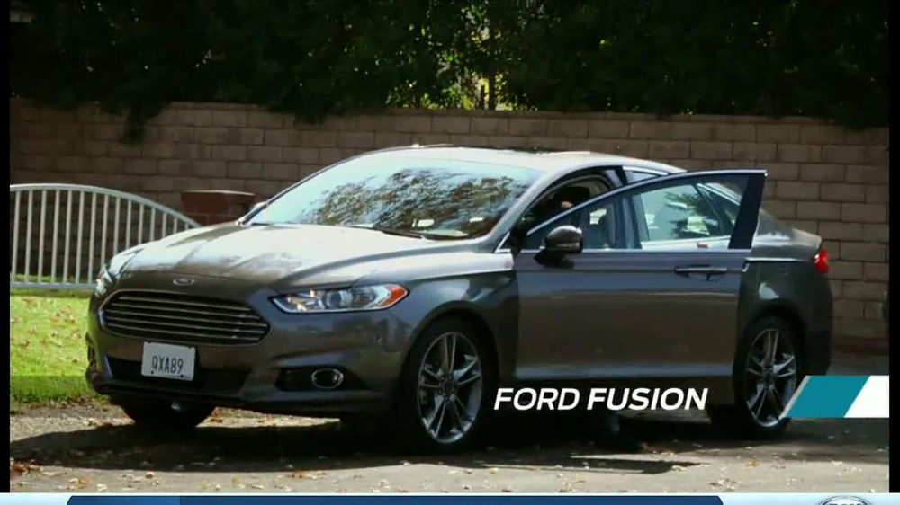 Ford Fusion TV Spot, 'Switch: Meet Brandon' - Screenshot 8