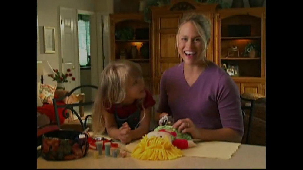 Handy Stitch TV Spot Featuring Marybeth Hoyt - Screenshot 1