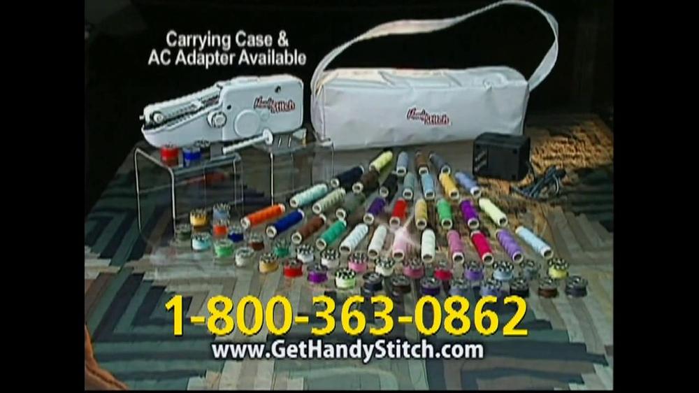 Handy Stitch TV Spot Featuring Marybeth Hoyt - Screenshot 10