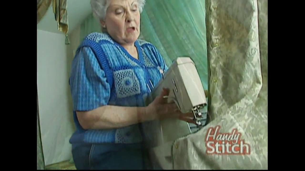 Handy Stitch TV Spot Featuring Marybeth Hoyt - Screenshot 5