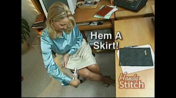 Handy Stitch TV Spot Featuring Marybeth Hoyt - Thumbnail 4