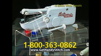 Handy Stitch TV Spot Featuring Marybeth Hoyt - Thumbnail 8