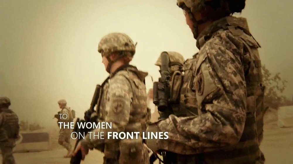 Bing TV Spot, 'Heroic Women' Song by Sara Bareilles - Screenshot 6