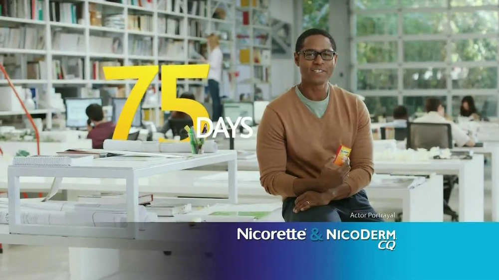 Nicorette TV Spot, 'I Quit' - Screenshot 2