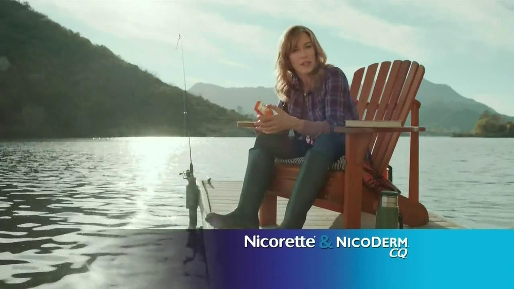 Nicorette TV Spot, 'I Quit' - Screenshot 5