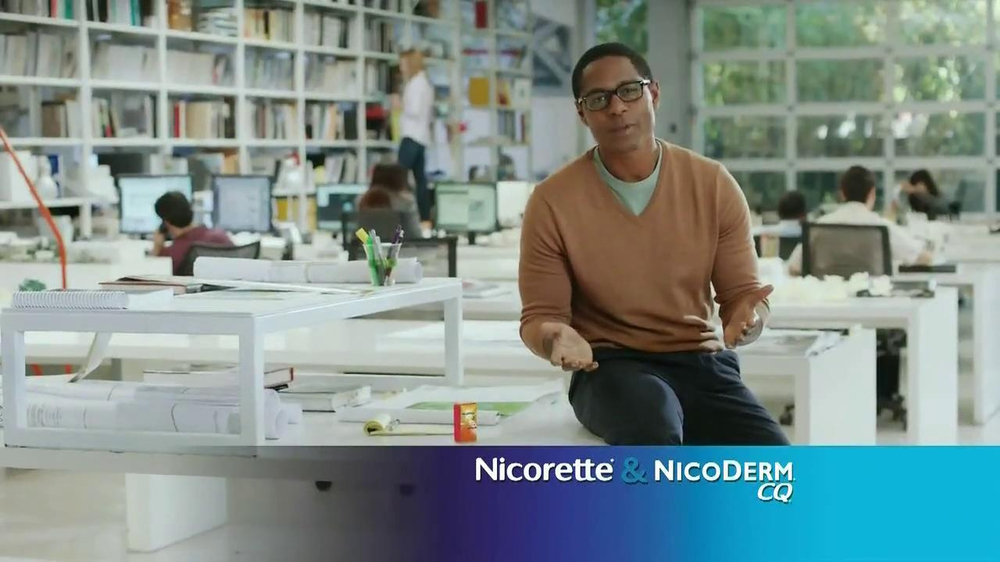 Nicorette TV Spot, 'I Quit' - Screenshot 6