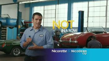 Nicorette TV Spot, 'I Quit' - Thumbnail 4