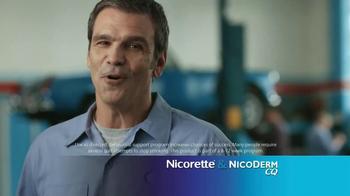 Nicorette TV Spot, 'I Quit' - Thumbnail 7