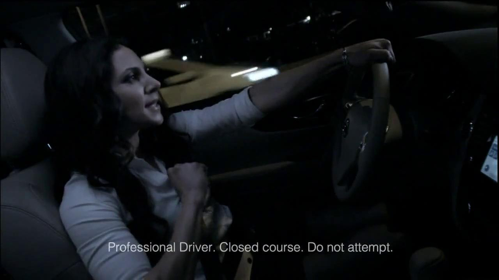 Nissan Rogue Tv Commercial Briefcase Uber Driver Kate