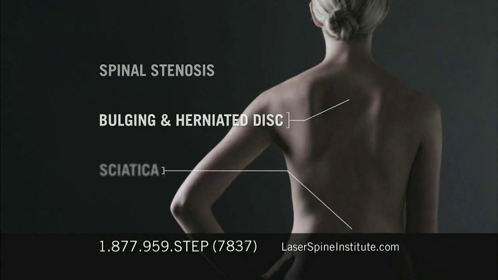 Laser Spine Institute TV Spot, 'First Step' - Screenshot 4