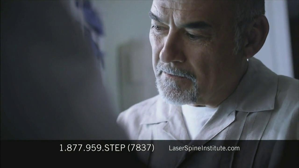 Laser Spine Institute TV Spot, 'First Step' - Screenshot 5