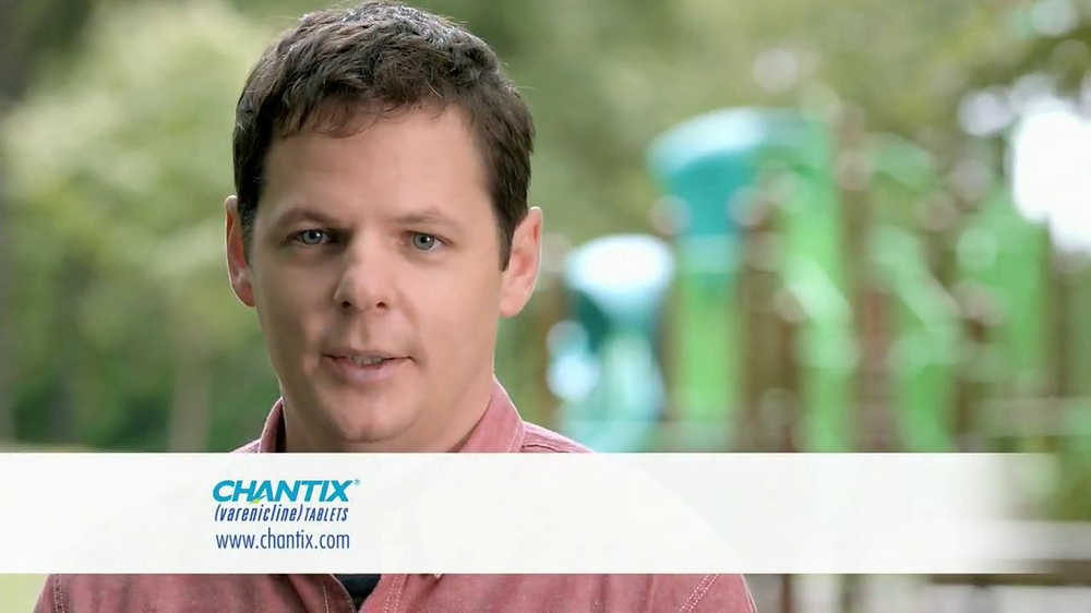 Chantix TV Spot, 'Nathan' - Screenshot 2