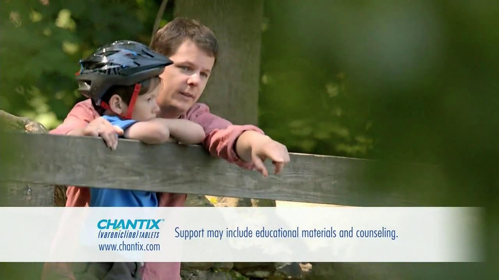 Chantix TV Spot, 'Nathan' - Screenshot 3