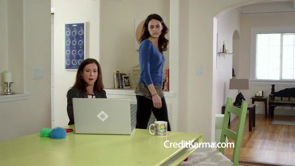 Credit Karma TV Spot, 'Marissa Talks to Websites'