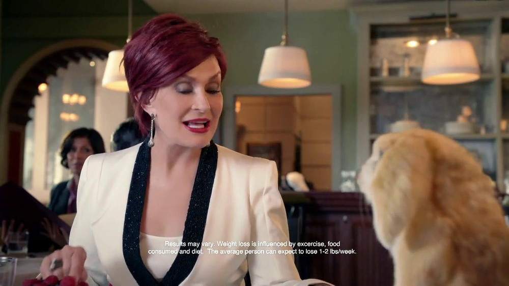 Atkins TV Commercial Featuring Sharon Osbourne